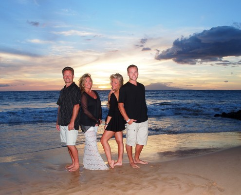 maui portrrait family photography