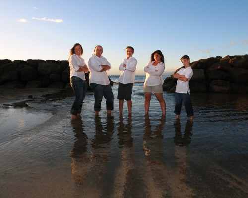 Family Beach Portraits & Wedding Photography on Maui