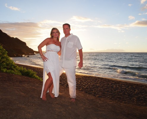 honeymoon photography on maui