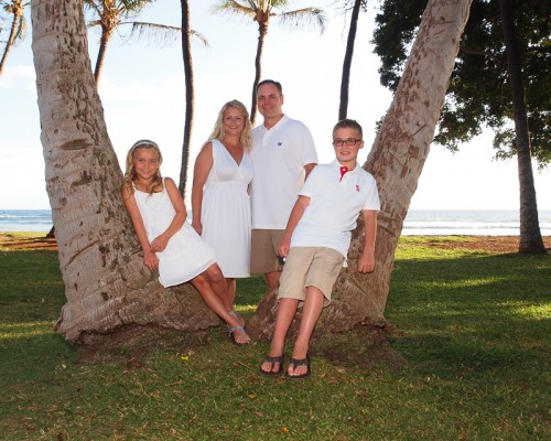 Launiupoko Beach Park, Maui, Hawaii, Family Photography