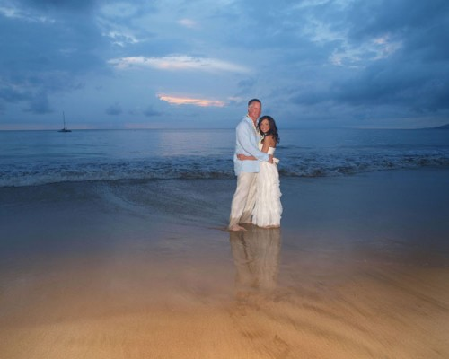 wedding photography in maui