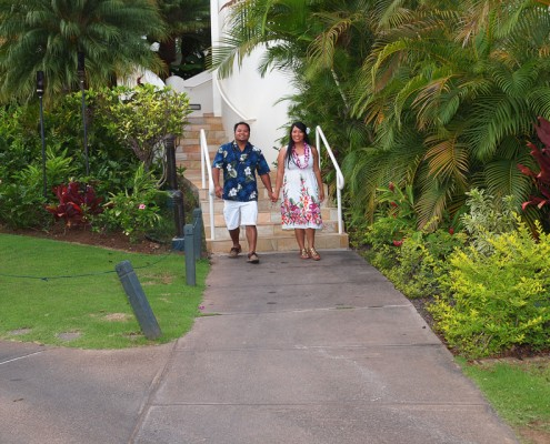 Honeymoon on Maui