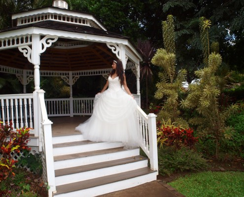 Maui Tropical Plantation Wedding