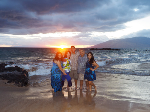 south shore Maui family photography is a great opportunity to create standout images